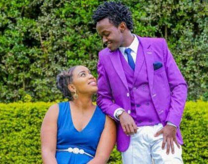 Bahati and Diana Marua light up the internet with deep truly touching romantic messages