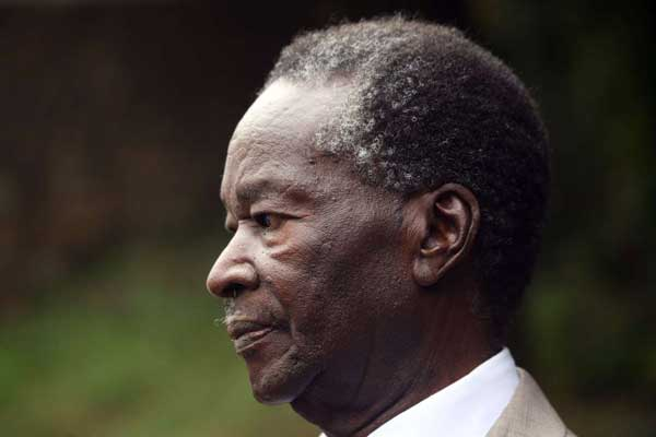 Nicholas Biwott's family deliberately omits vital information from his obituary