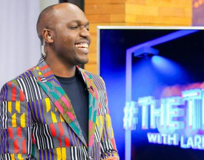 """""""I will not be cyber bullied, not least by presidential candidate with 0.1% support"""" Larry Madowo clashes with wannabe president"""
