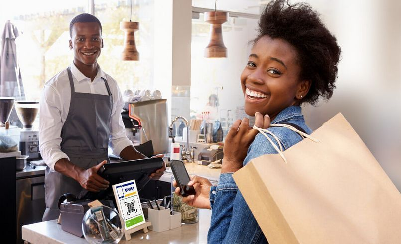 """""""Scan, pay and go"""" Important things to know about mVisa – the most convenient mobile payment method"""