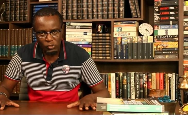 Uhuru's government acts swiftly to pull down Mutahi Ngunyi's video explaining the cause of Nkaissery's death