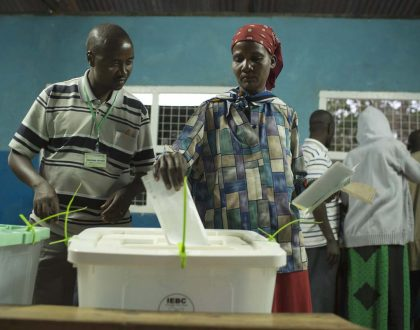 10 days to Election Day… This is what will happen at the polling station on August 8th #IEBC