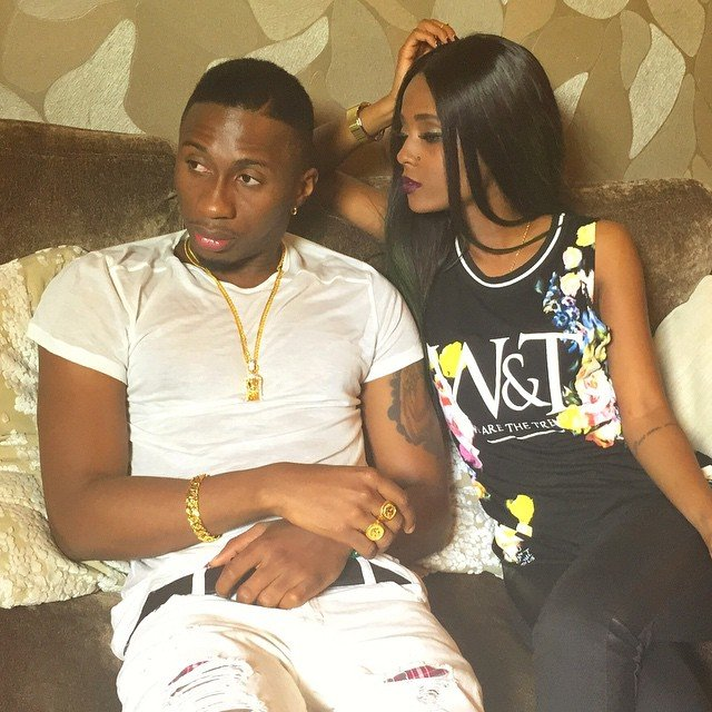 Vanessa Mdee and boyfriend expecting their first child?