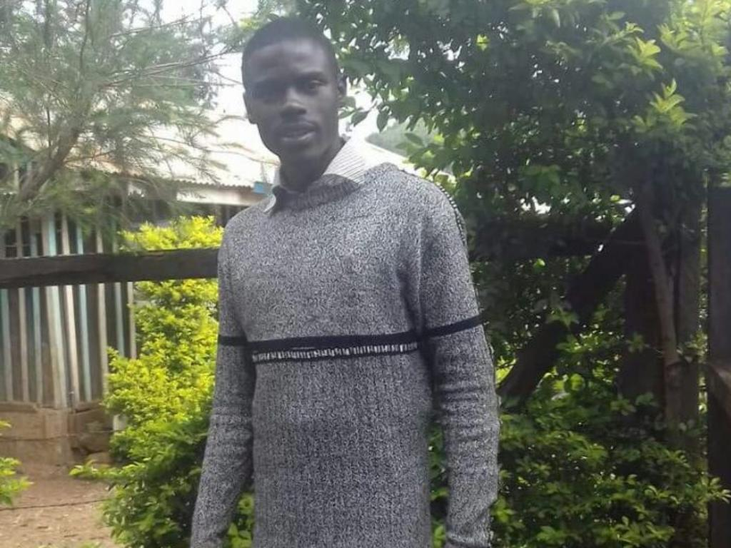 24 -Year-Old Igembe South elected MP celebrates his win with this powerful message