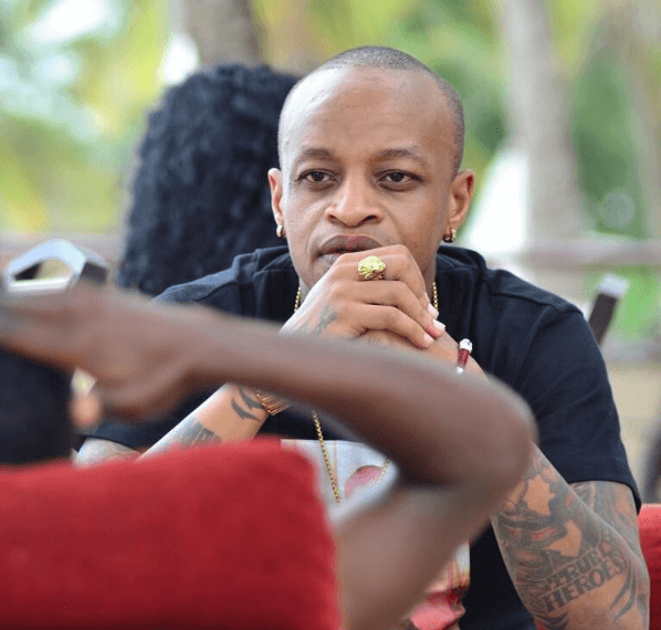 All grown up! Beautiful moment for Prezzo as he finally meets his daughter years after splitting with his ex wife