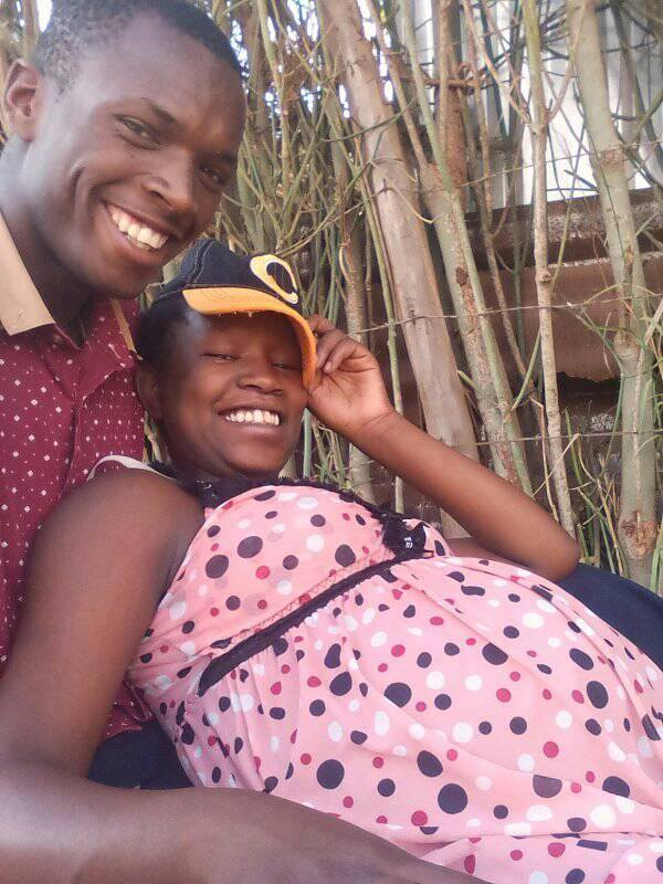 100 bob wedding couple celebrate their baby shower in style (Photo)