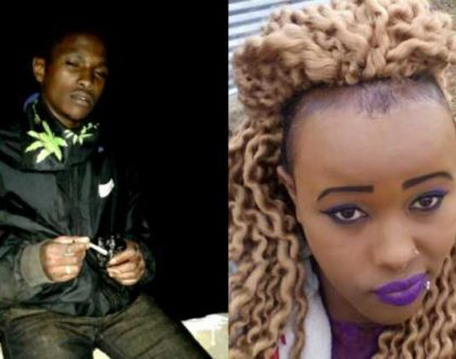Hessy wa Dandora guns down the notorious gangster who was married to the baddest female robber, Cleah Adi Vybz