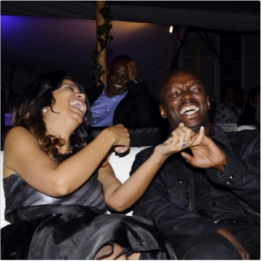 Julie Gichuru addresses rumors claiming she has been physically abused by her husband before!