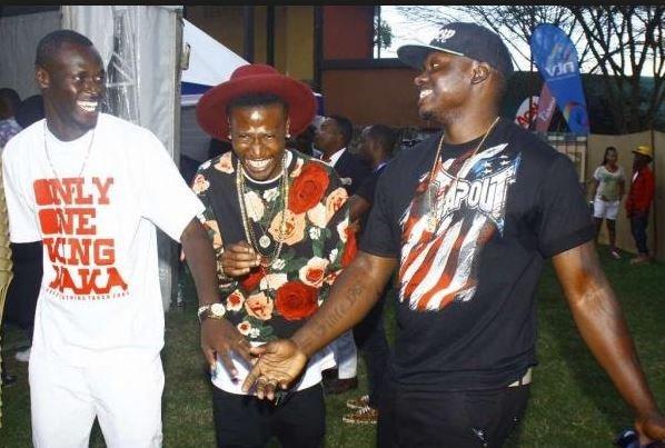 Between King Kaka, Khaligraph Jones and Octopizzo, Avril Nyambura reveals who she would marry!