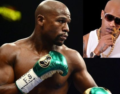 Prezzo explains why he missed Floyd Mayweather's fight despite having been invited by the boxer himself