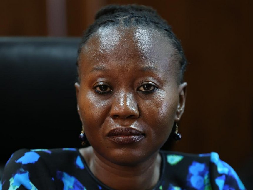 IEBC commissioner temporarily blocked from boarding a flight to US