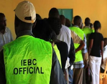 Suicide note explains why IEBC presiding officer at Imara Daima polling station killed himself