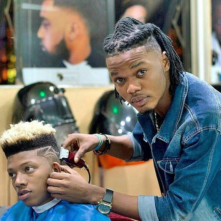 Meet the 21 year old celebrity hairstylist who's changing the hair vibe in Nairobi