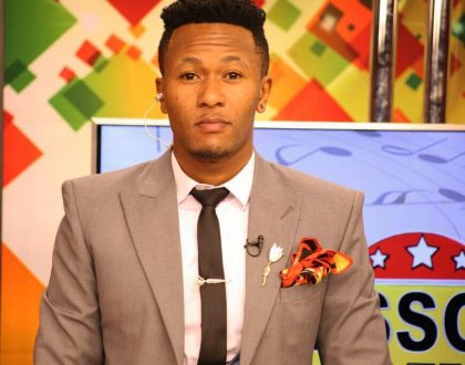 Dapper man! Six amazing photos of DJ Mo rocking his suit and tie