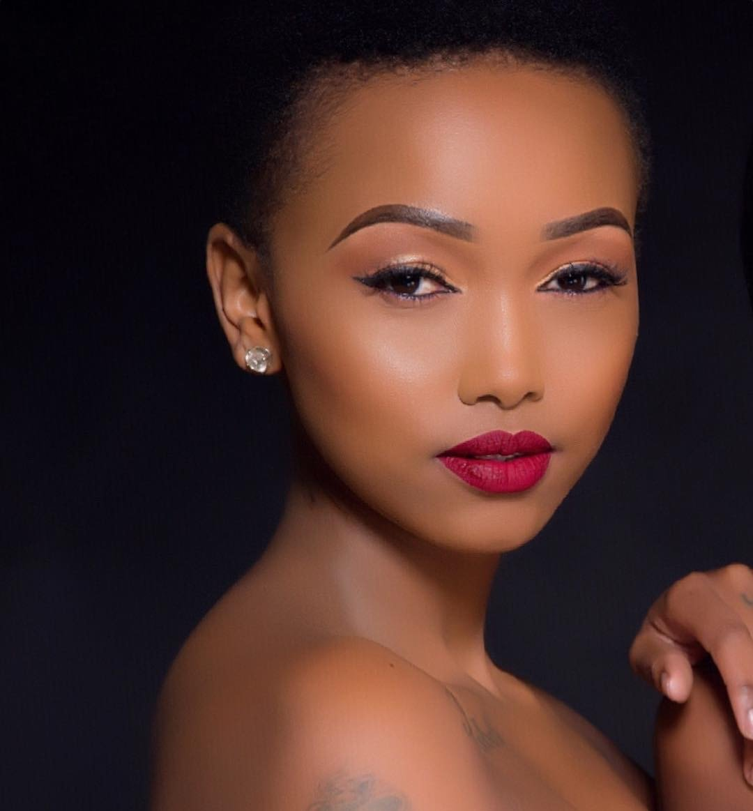 """Watu wakienda Canaan, mimi naenda Gatundu"" Huddah publicly eyes Uhuru Kenyatta hoping to be his second wife (Details)"