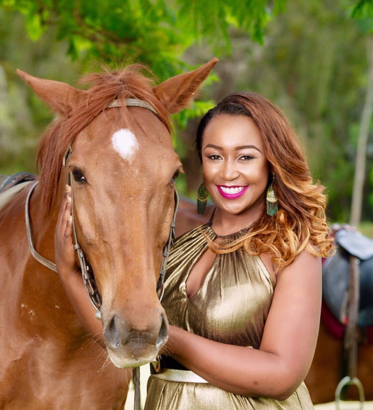 """I was told to drink whisky and smoke to make my voice better"" confesses Betty Kyallo"