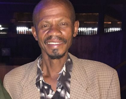 Dapper man! Githeri man steps out looking fine in brand new suite that will leave many drooling
