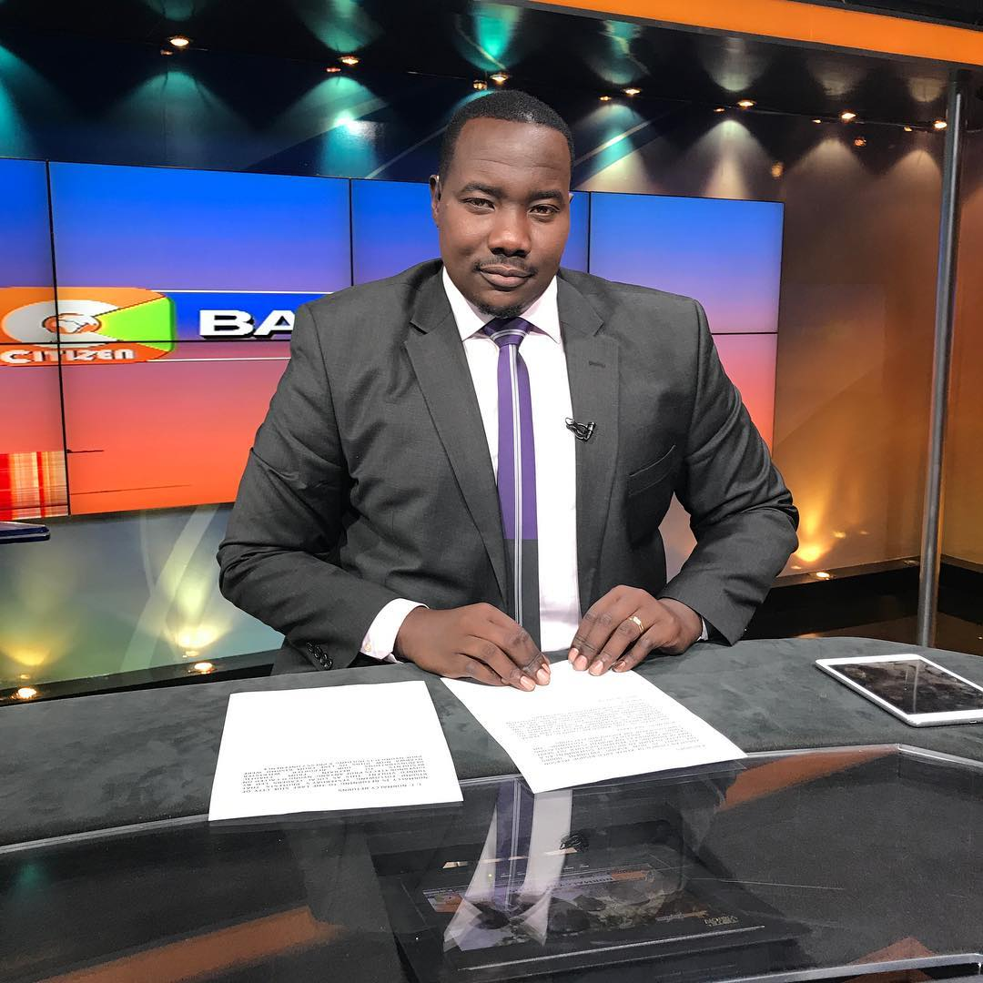 Transformation; Willis Raburu looking younger than ever after shedding off some weight (photo)