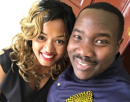 Citizen TV's Willis Raburu opens up about the main reason he was forced to lose weight