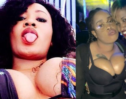"""Bridget Achieng sit down, Vera Sidika is on a different level"" Fans troll Nairobi Diaries actress for comparing herself to queen Vee"