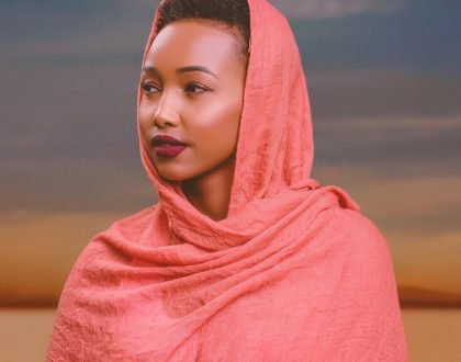 Huddah Monroe mourning the loss of her aunt who passed on yesterday