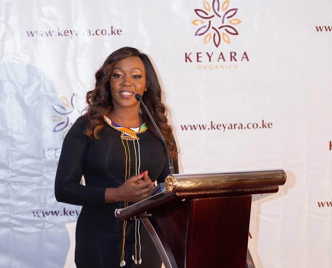 Terryanne Chebet expecting her 2nd child?