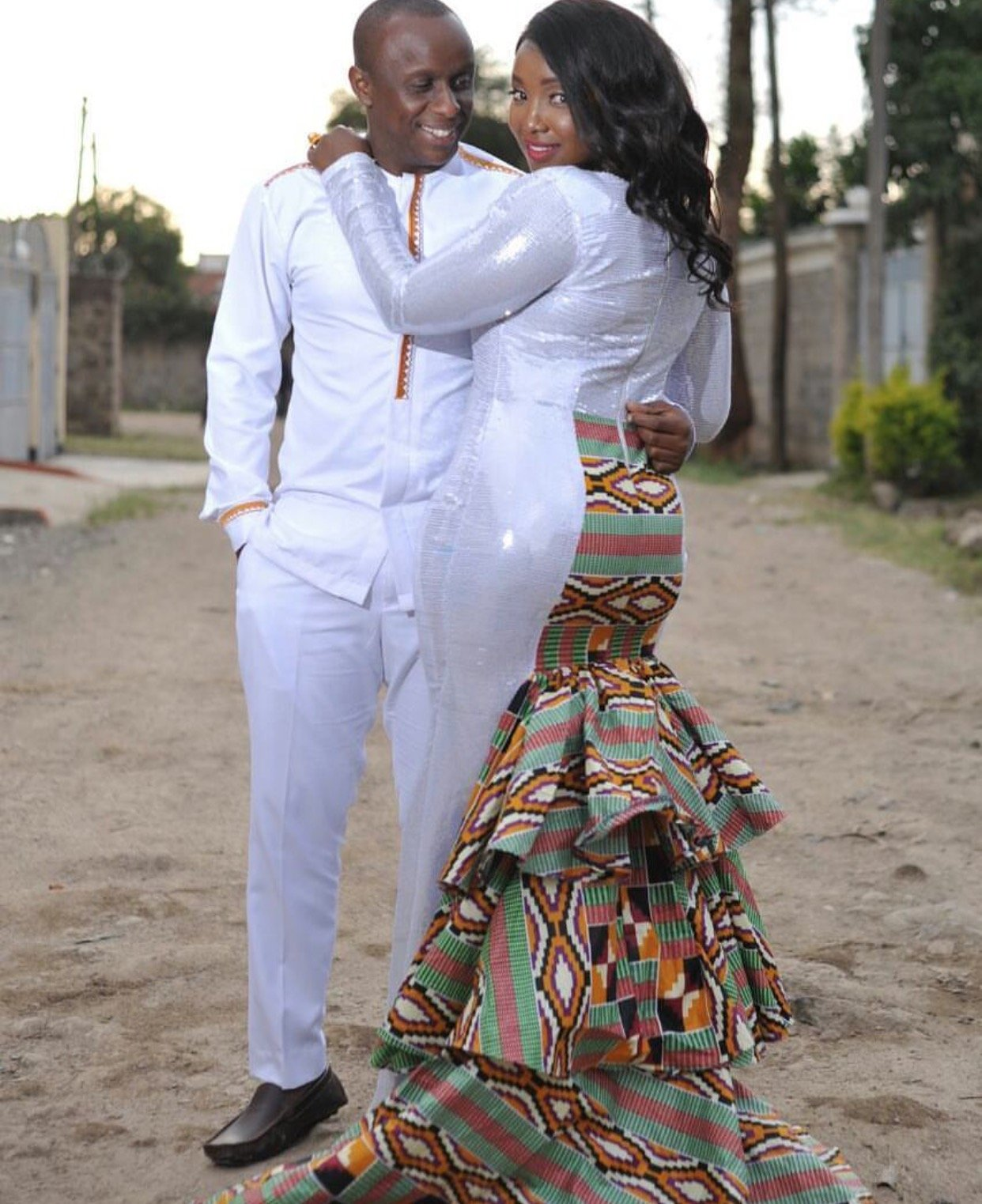 Former Tahidi high actor's special message to his soon to be wife