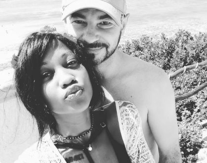 Is Michelle Yola expecting a baby girl? Checkout her latest photo