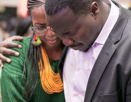 """""""We pushed out a still baby!"""" Willis Raburu opens up about the complications that led to his daughter's death during birth"""