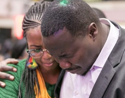 """The healing process never ends"" says Maryaprude after losing baby during birth and separating with hubby, Willis Raburu"