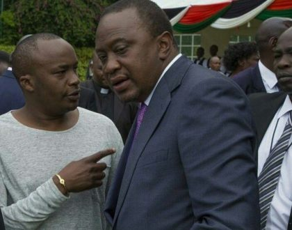 Jaguar finally declares his stand on SRC's new proposed salary package for MPs