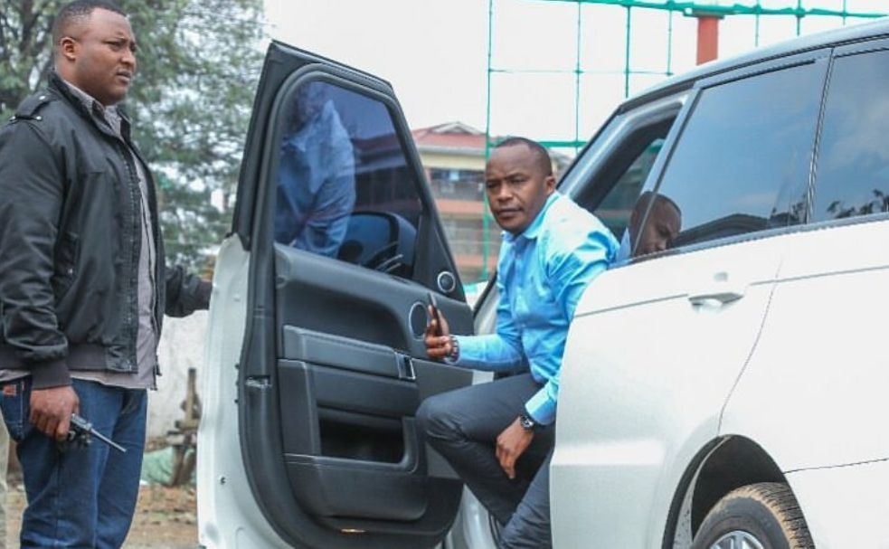 Babu Owino is on the spot but let's not forget MP Jaguar's fatal car accident