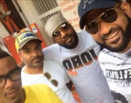 Joho's bid to succeed Raila Odinga tainted by pictures of his binge in Dar es Salaam (photos)