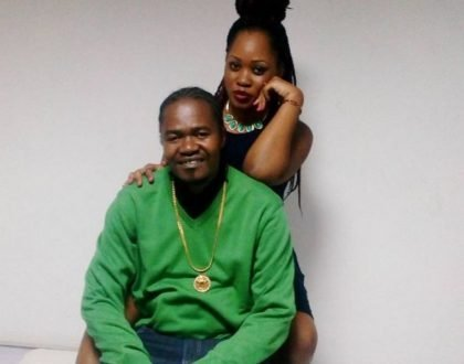 """Each time we start planning for wedding I end up pregnant"" Jua Cali's wife confirms baby number three is on the way"