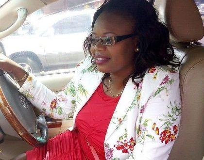 """Please go back to Kameme Fm"" Kiambu voters refuse to be taken for a ride by their greedy Women Rep Gathoni Wa Muchomba"