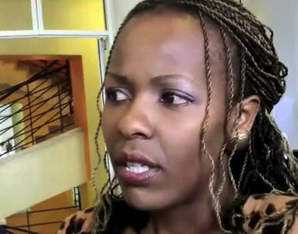 Kingwa Kamencu decides to give Kenyans a break from her crude sex-related fantasies