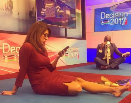 It's a baby season! NTV news anchor Smriti Vidyarthi spotted rocking a grown baby bump