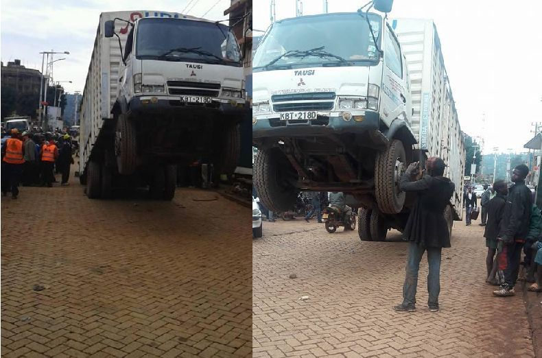 Image result for Kisii town lorry