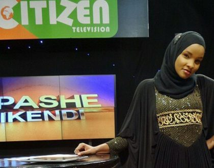 Citizen TV anchor Lulu Hassan lands a new job on Maisha Magic East
