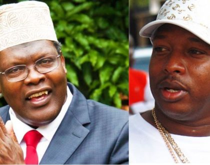 """Sonko remains functionally illiterate convicted drug dealer"" Miguna Miguna takes final dig at Sonko"