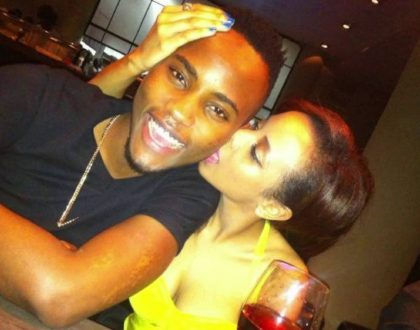 Nick Mutuma replaces his ex Tanasha Oketch with new secret girl (Photos)