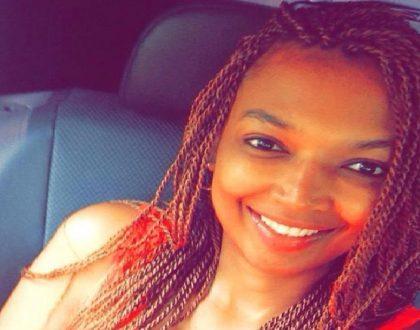 City hottie Karen Nyamu returns to contest for top job at Nairobi County Assembly