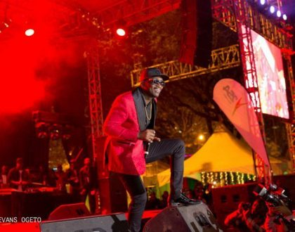 Popular gospel singer gives annoyingly lame excuse why he attended Busy Signal's concert in Nairobi