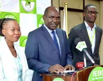IEBC cancels results in Kilgoris after total number of votes cast exceeded number of registered voters