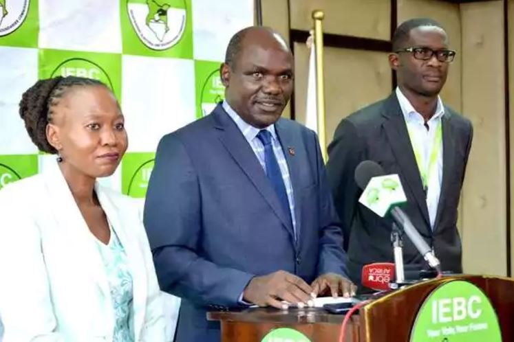 IEBC cancels results in Kilgoris after total number of votes cast exceeded number of registered voters