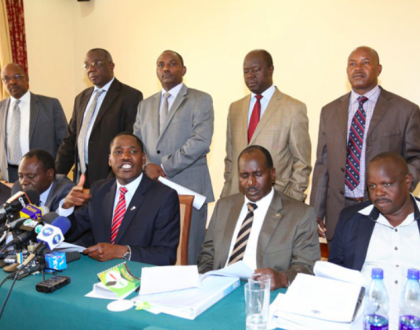 4 important things to know the roles of Kenya's 47 County Governors #IEBC