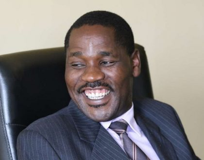 Meru governor Peter Munya joins bandwagon disputing interim results of 2017 election