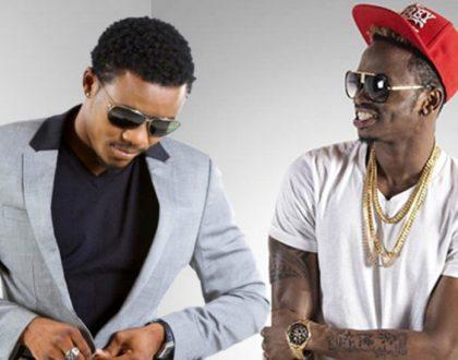 """""""Hauwezi kunicompare na Alikiba"""" Diamond massacres Alikiba in new rap diss song"""