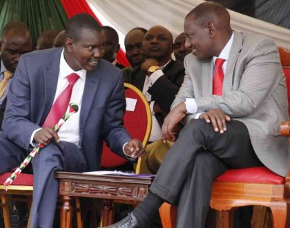 Uasin Gishu governor Jackson Mandago dishes out jobs to Nasa politicians in Eldoret