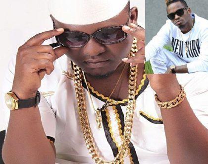 """Diamond Platnumz ameniibia"" Veteran Bongo singer Matonya cries foul"